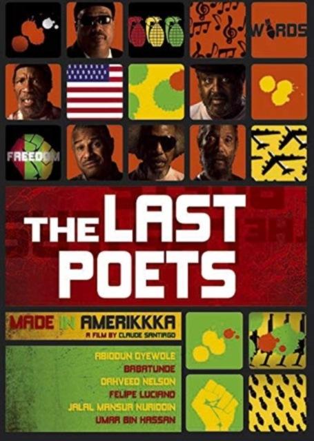 Last Poets-The made in Amerikkka