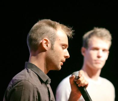 Soirée beatbox : projection-reoncontre