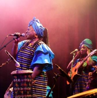 Kaladjula Band par Naïny Diabaté
