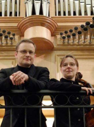 Violoncelle et orgue