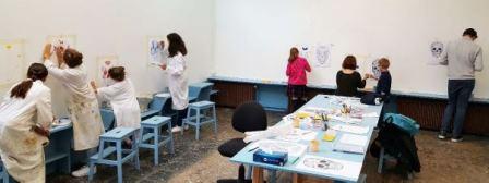 Ateliers Enfants et Adolescents