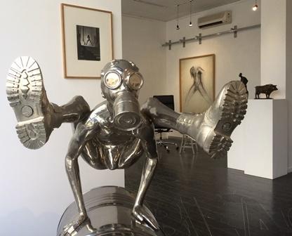 Exposition de Mauro Corda