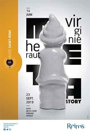 """Midis au musée : visite de l'exposition """"Meta Story"""""""