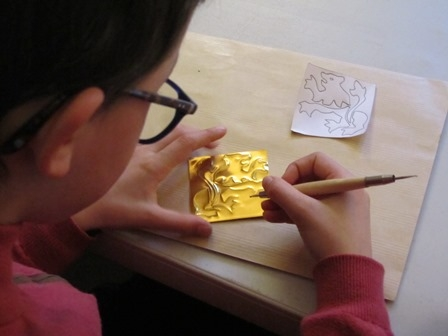 D'or et d'argent