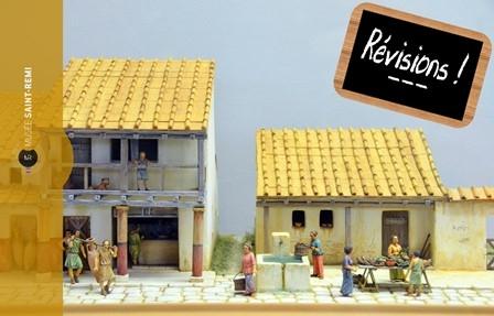 Mes révisions au musée : Les Gallo-Romains