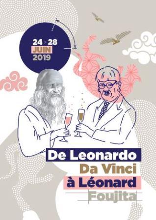 De Leonardo Da Vinci à Léonard Foujita
