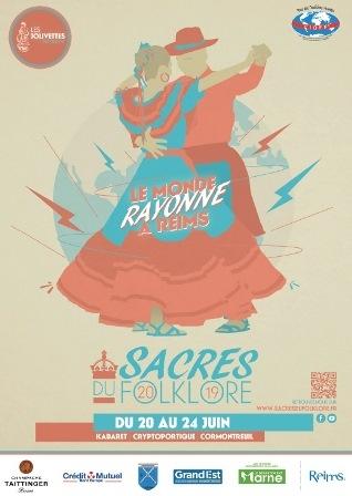 Les Sacres du Folklore