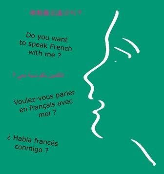 Discutons en français !