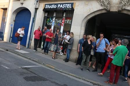 Journée Porte Ouverte du Studio PASTEL