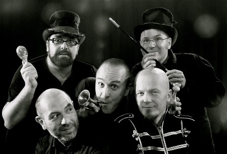 Les Weepers Circus chante n'importe nawak
