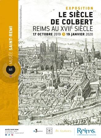 """Visite guidée de l'exposition """"Le siècle de Colbert. Reims au 17e siècle"""""""
