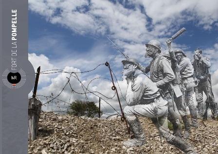 Diagnostic environnemental post-conflit de la Grande Guerre en Champagne