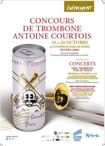 Concours national de trombone « Antoine Courtois »