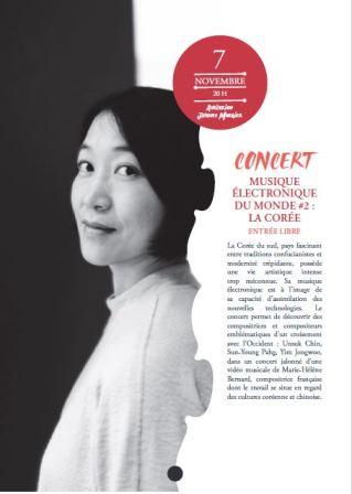 Musique Electronique du monde #2 : La Corée