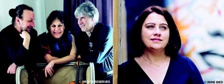 Trio Safran et piano : entre Vienne et Reims
