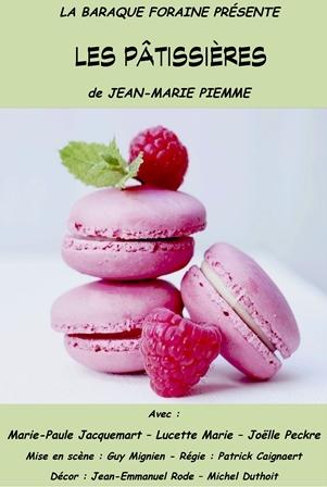 Les Pâtissières - de Piemme Jean-Marie