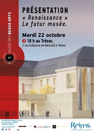 """PRÉSENTATION : """"RENAISSANCE"""" - LE FUTUR MUSÉE"""