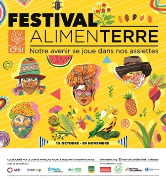 Urgence climatique - Festival AlimenTERRE
