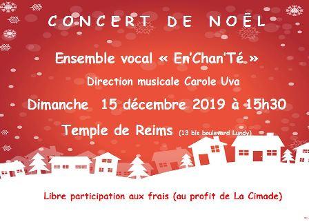 Concert de Noël : chants de Noël du monde