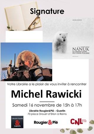 Rencontre avec Michel Rawicki