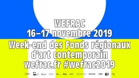 WEFRAC 2019 : Atelier de pratique artistique