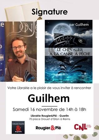 Rencontre avec Guilhem