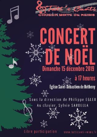 Concert de Noël