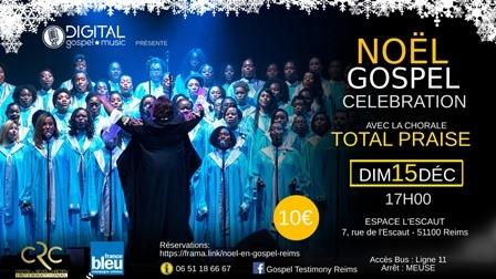 Noël Gospel Celebration
