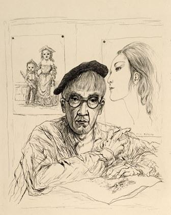 Foujita artiste du livre