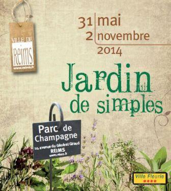 """Visite """" Jardin de simples"""""""