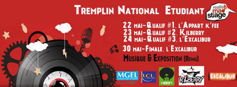 Tremplin National Etudiants Really Mad Stage 2