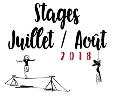 Stages d'initiations aux Arts du Cirque