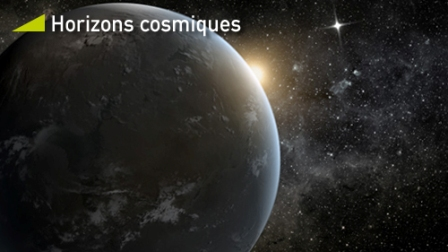 Horizons cosmiques