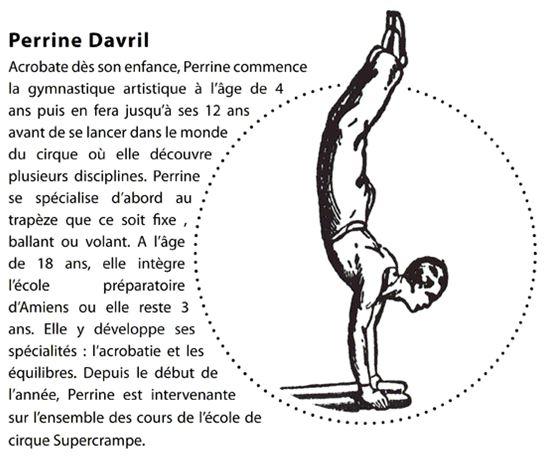 Stage Contorsion Equilibre par Perrine Davril