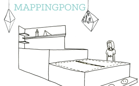 Bar Éphémère #13 : Mappingpong