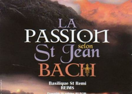 Stage d'interprétation baroque / Les chorals de la Passion selon St Jean