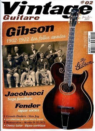 Les guitares Gibson