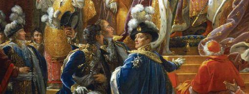 Le calice du sacre des Rois de France