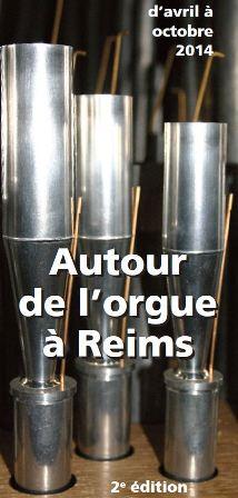 Autour de l'orgue à Reims