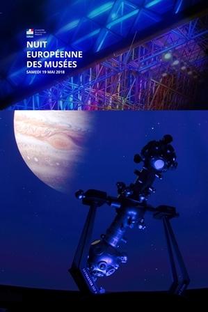 La Nuit Des Musees au Planétarium