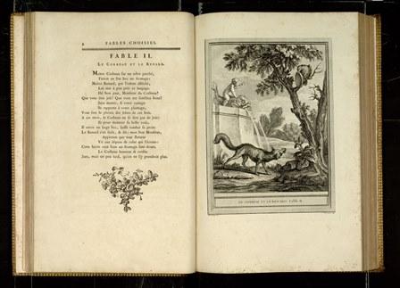 Patrimoine en quartier : Fables de La Fontaine