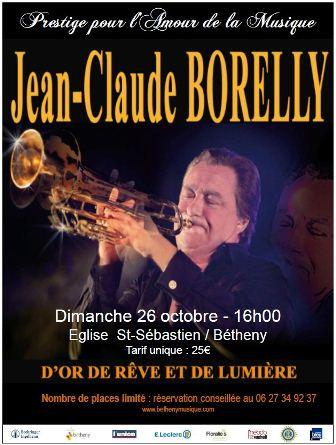 Jean Claude Borelly