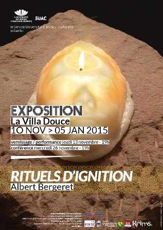 « Rituels d'ignition » d'Albert Bergeret