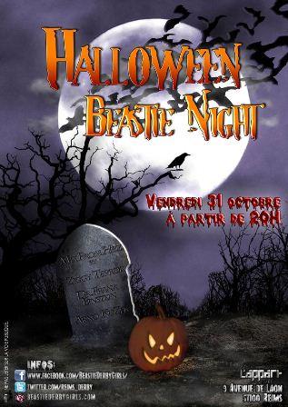 Halloween Beastie Night