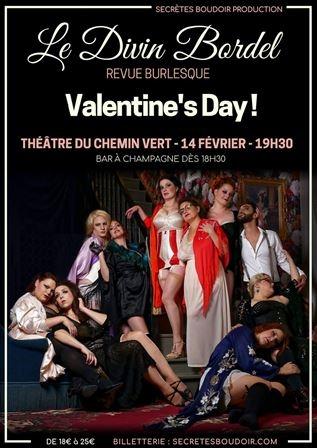 Le Divin Bordel Valentine's Day