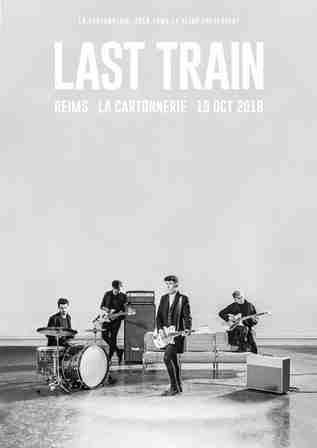 Last Train + Norma