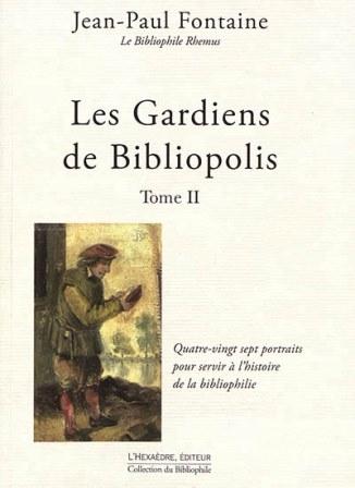 Les Gardiens de Bibliopolis