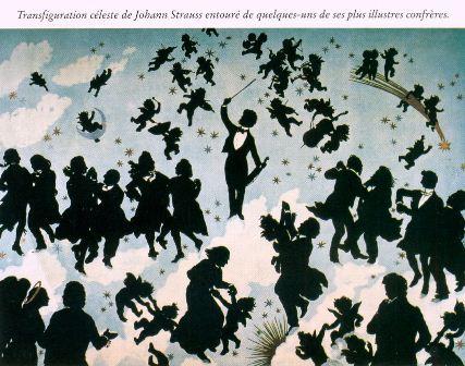 « La valse viennoise au temps des Strauss »
