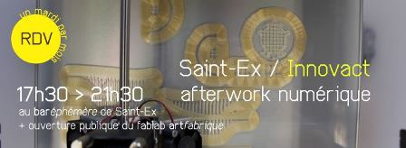 Afterwork numérique Innovact