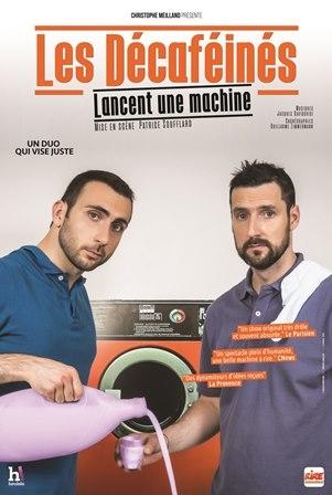 Les Décaféinés  dans « Les décaféinés lancent une machine